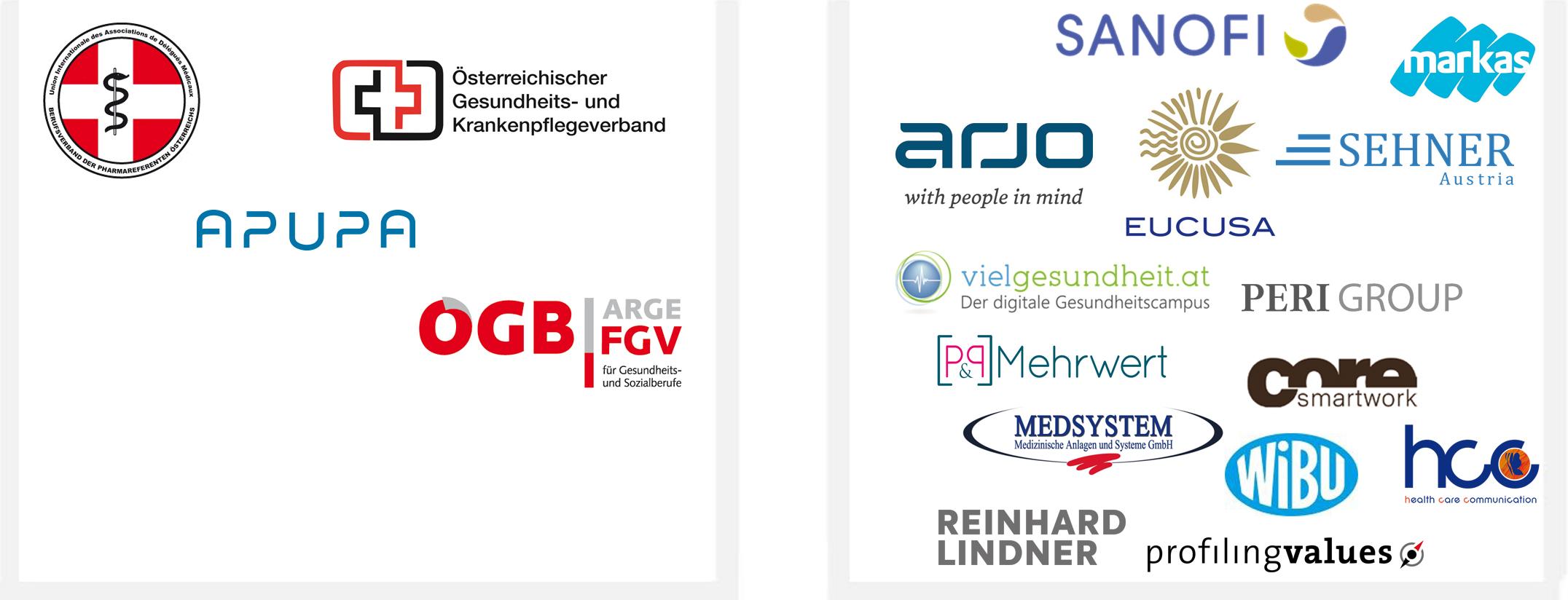PartnerInnen Logos