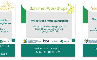 Sommer-Workshops